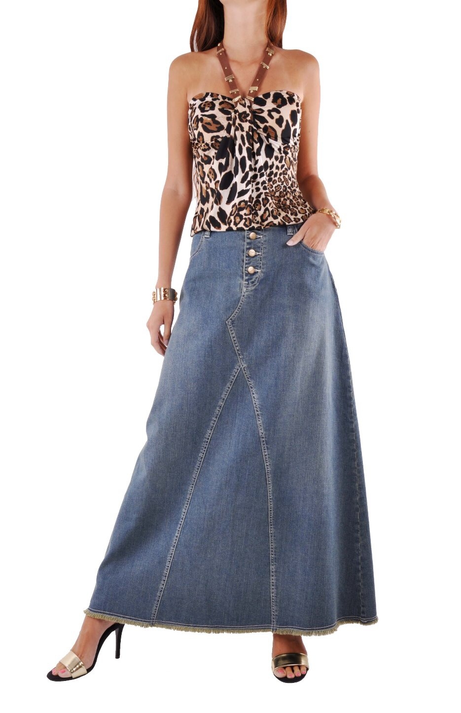 Джинсовые юбки спб
