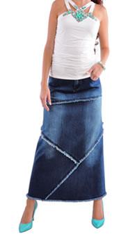 Где можно купить джинсовую юбку в москве