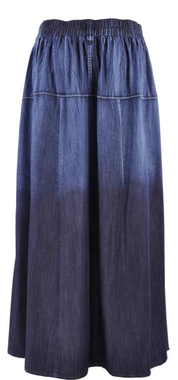 Купить длинную джинсовую юбку в спб